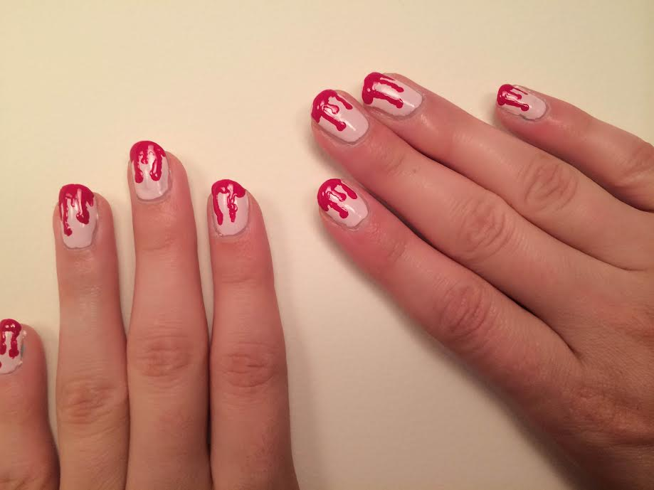 avengers nail art – Movies and Manicures